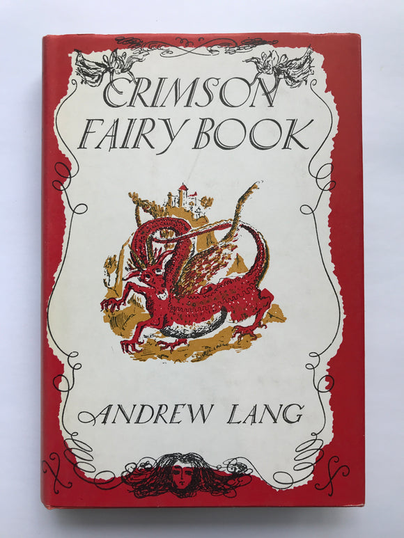 Lang, Andrew - Crimson Fairy Book