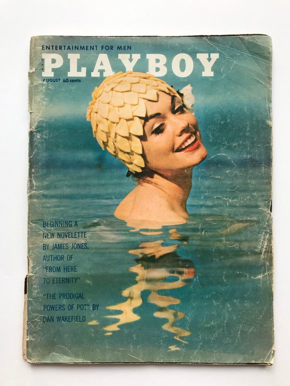 Playboy, August 1962, Volume 9, Number 8