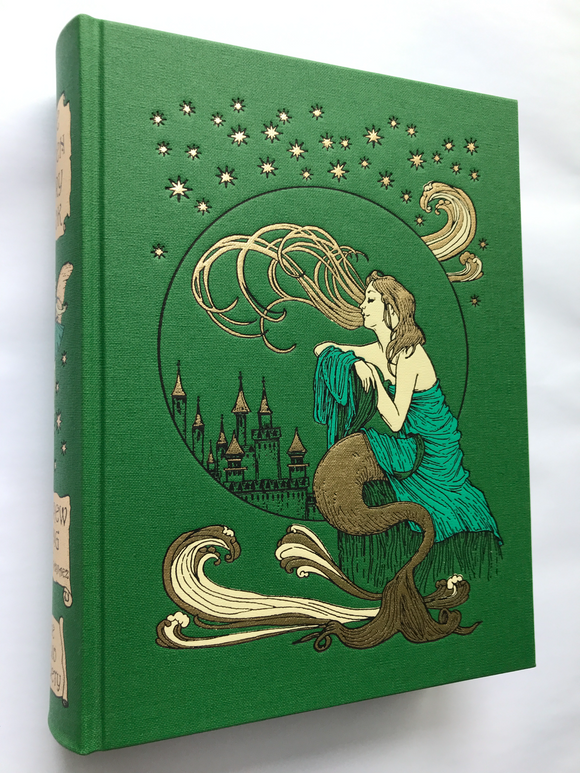 Lang, Andrew - The Green Fairy Book - Folio Society 2009