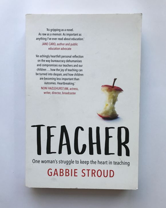 Stroud, Gabbie - Teacher