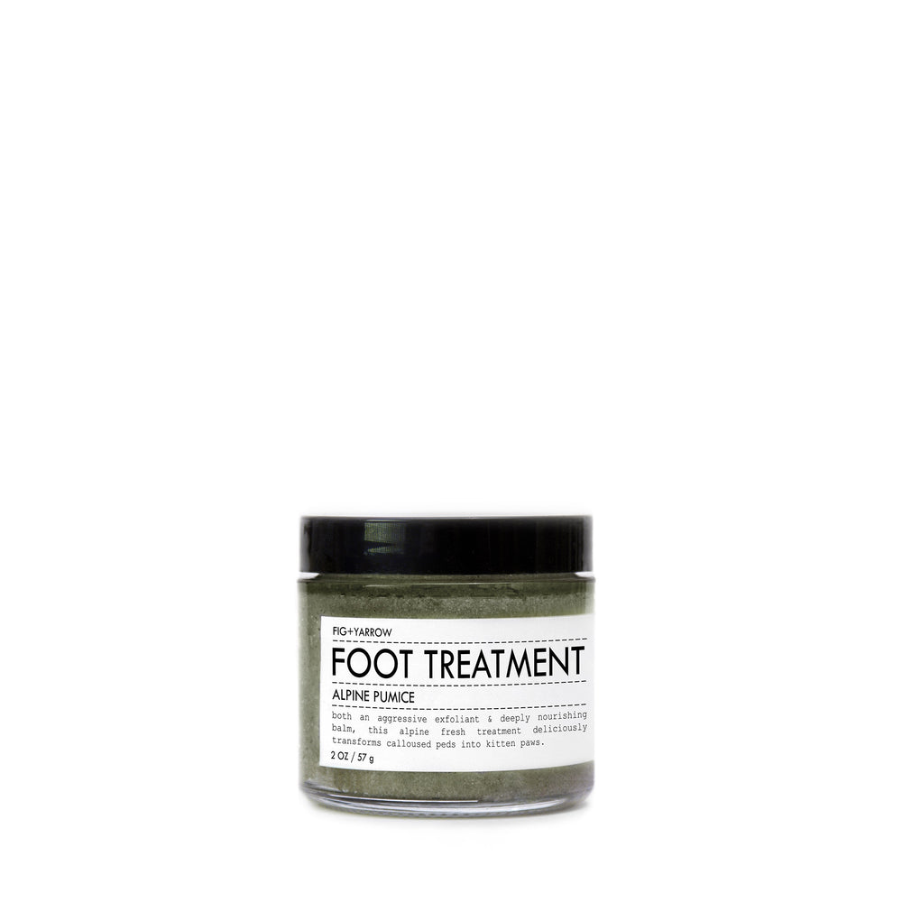 Alpine Pumice Foot Treatment
