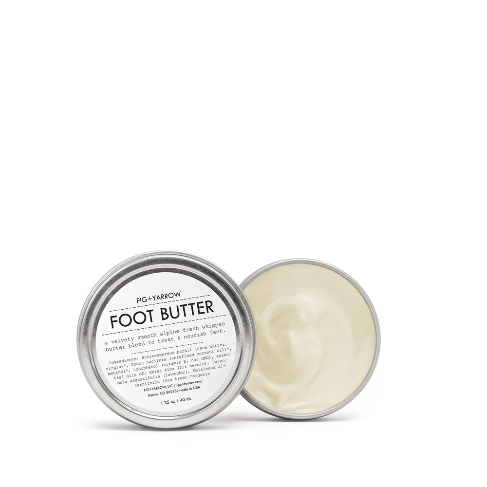 Alpine Foot Butter