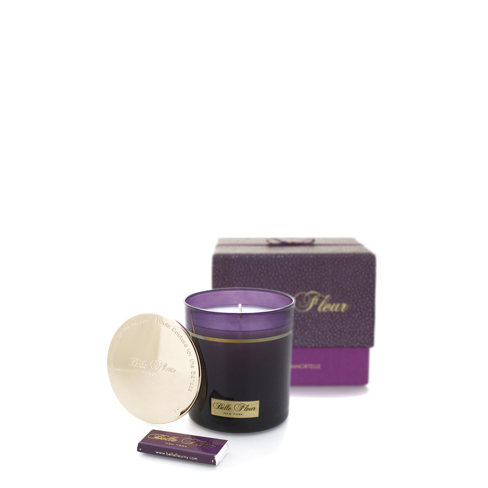 Rose Immortelle Candle