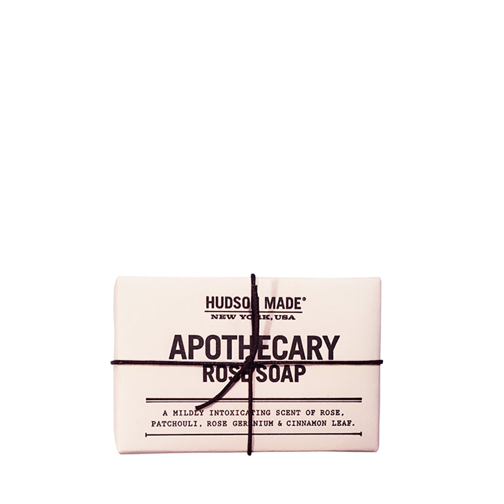 Apothecary Rose Face + Body Soap