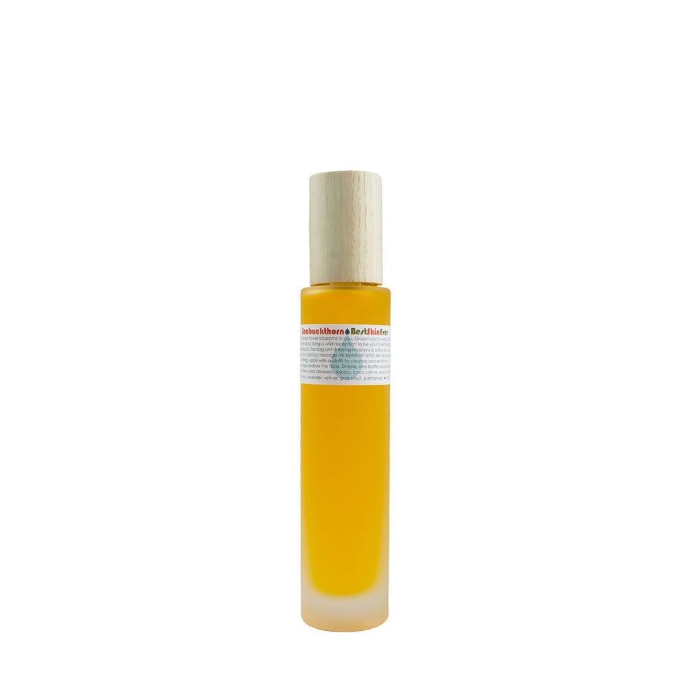Best Skin Ever: Sea Buckthorn Oil