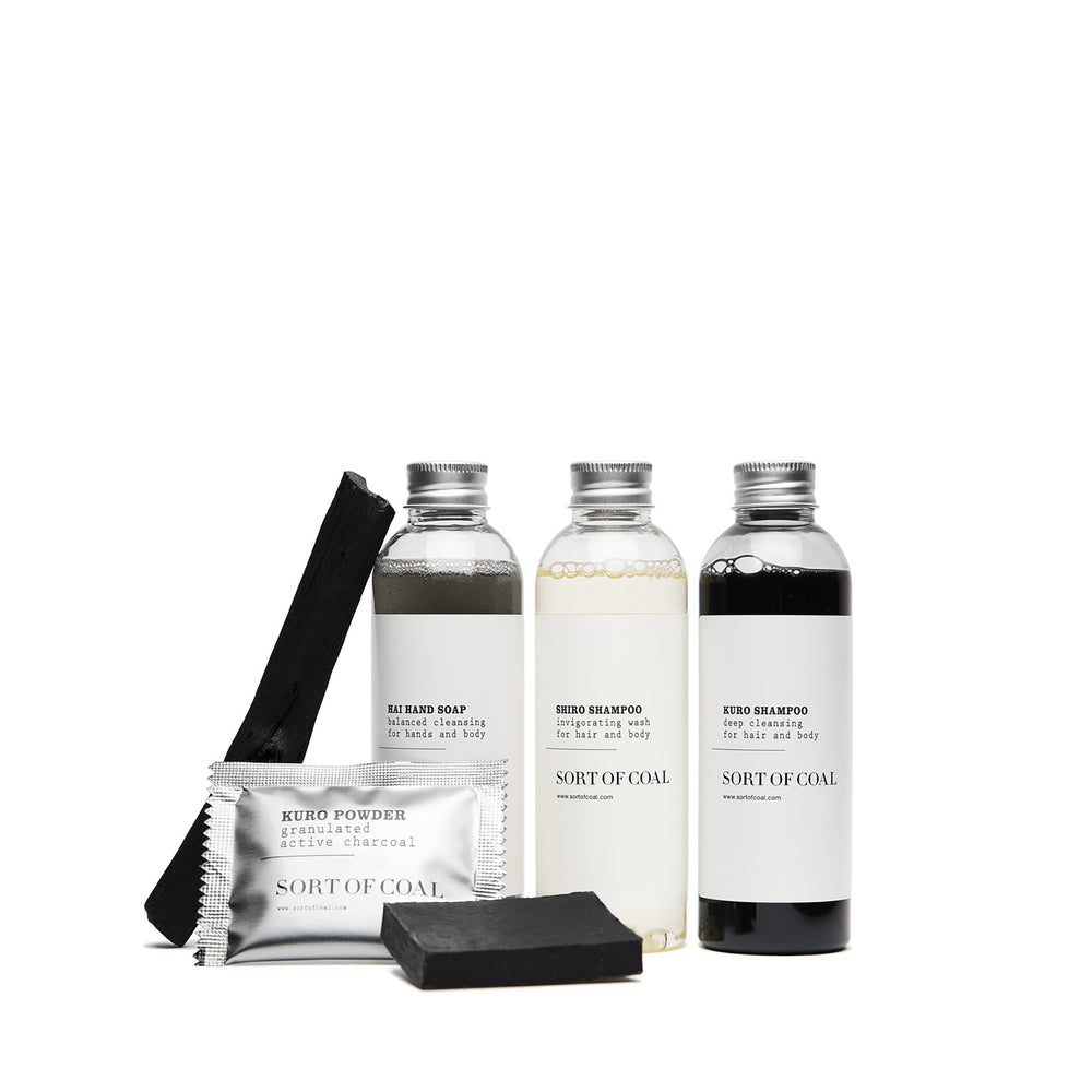 Charcoal Purifying Kit