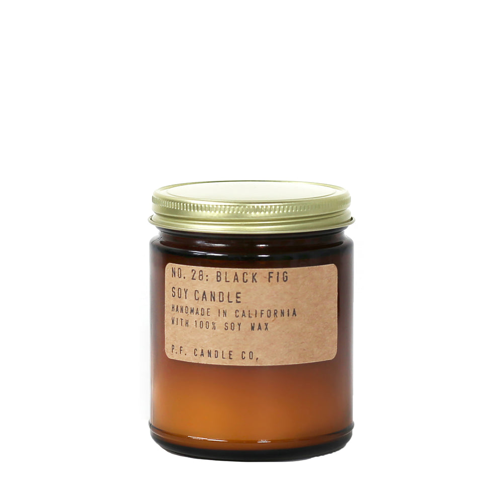 No. 28: Black Fig Candle
