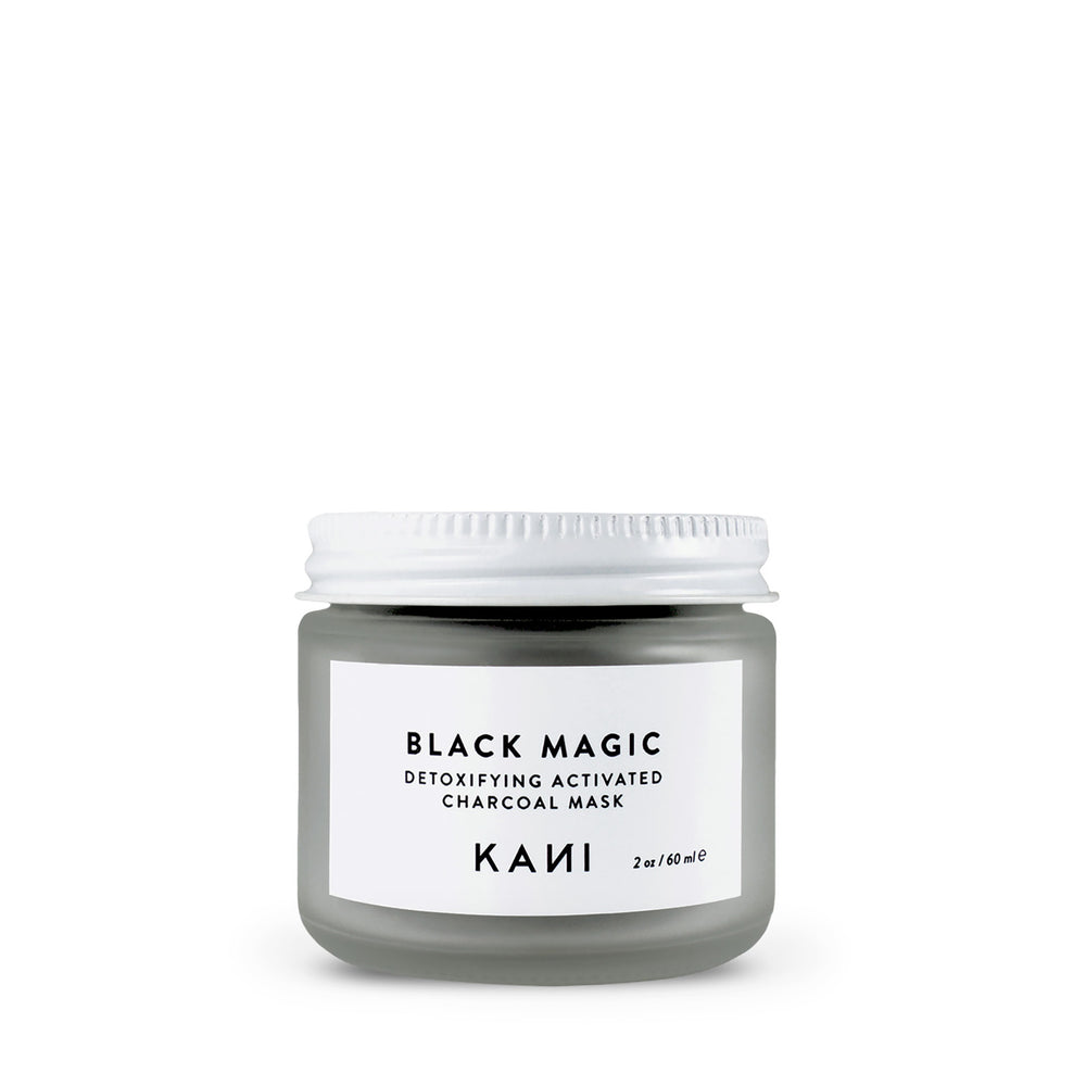 Black Magic – Charcoal Detox Mask