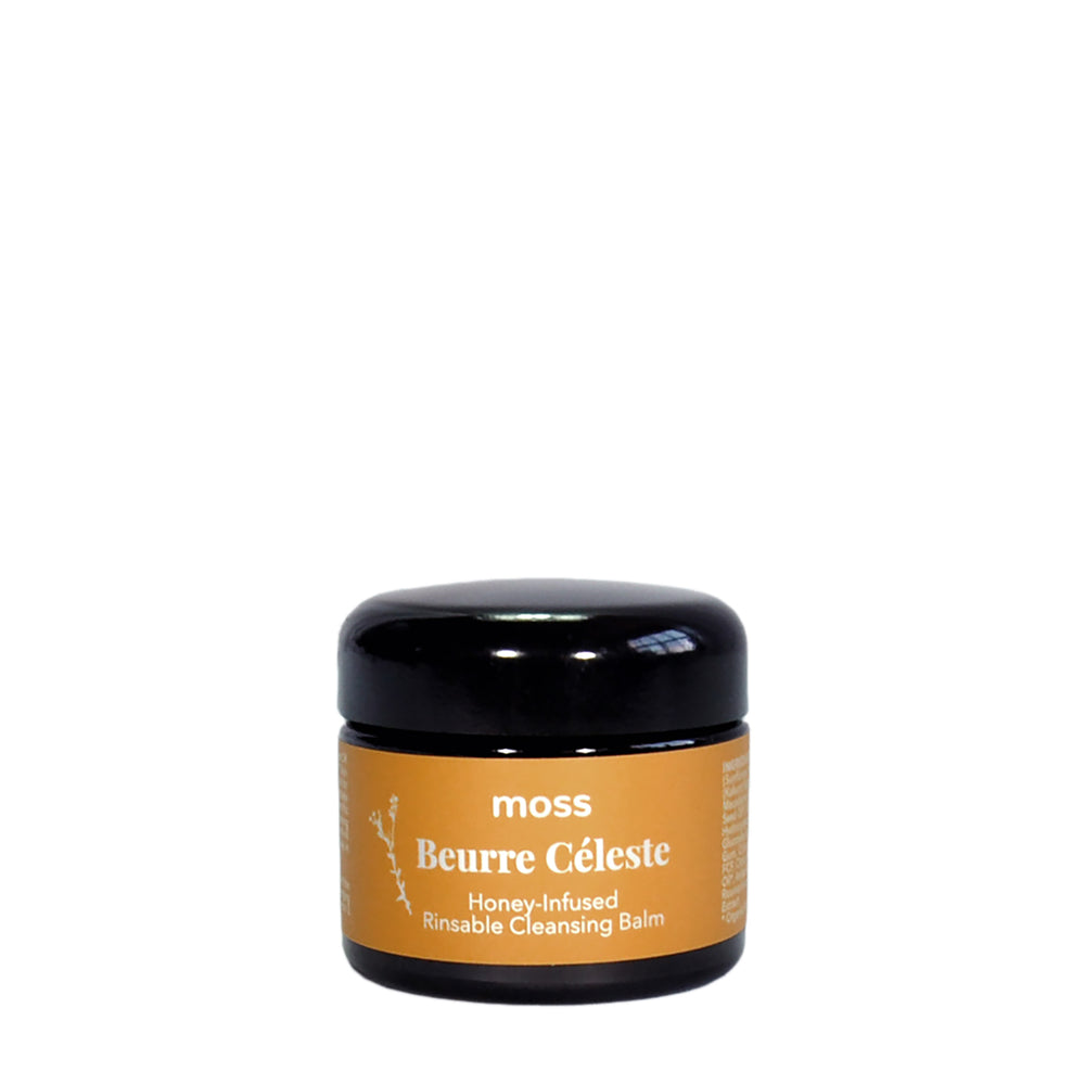 Beurre Céleste Honey Antioxidant Recovery Mask + Cleansing Balm