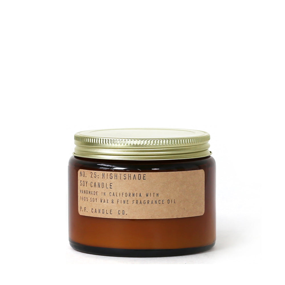 No. 25: Nightshade Candle