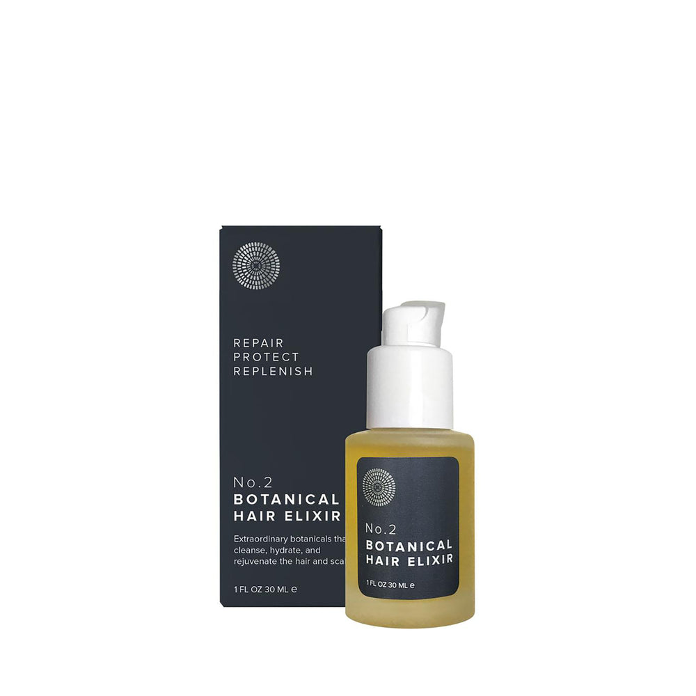 No. 2 Botanical Hair Elixir - Detoxifier