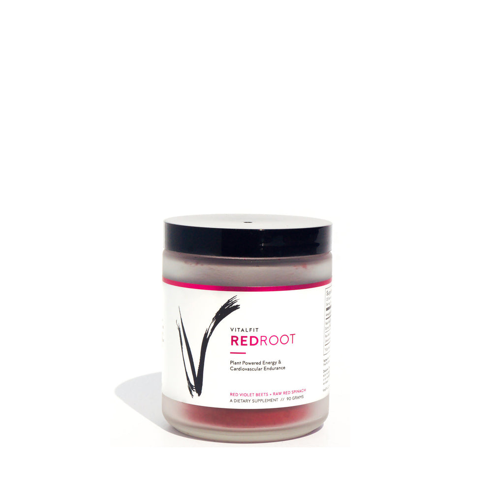 Red Root - Energizing Endurance