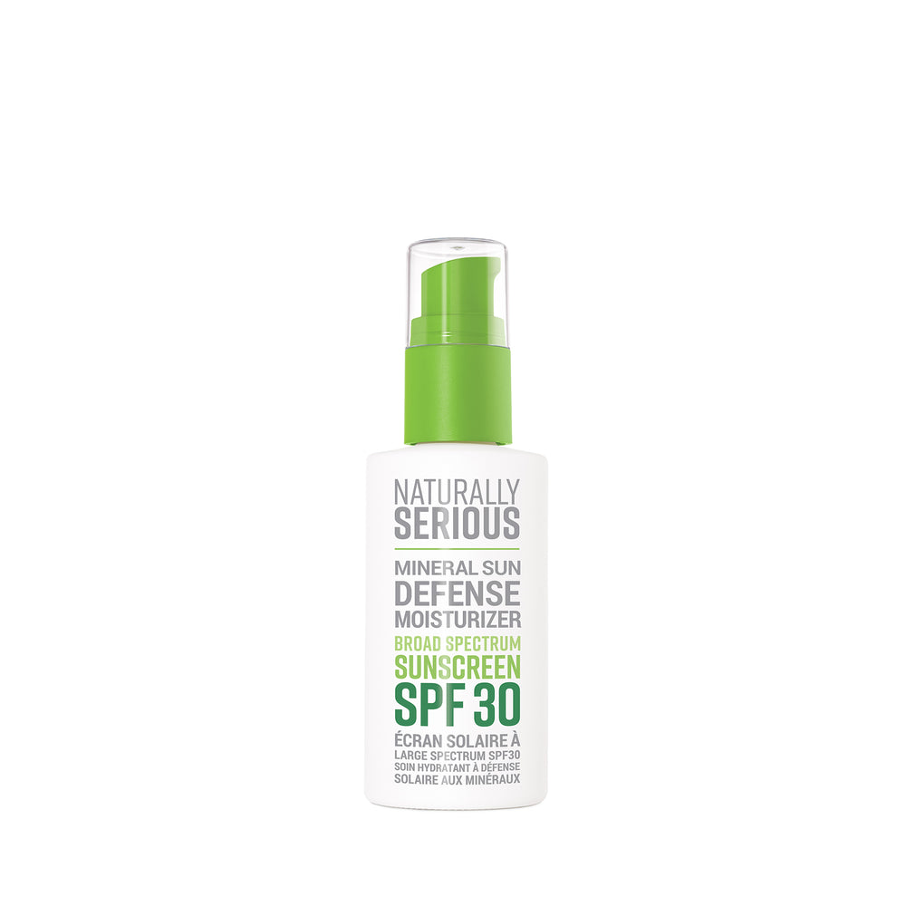 Mineral Sun Defense Moisturizer Broad Spectrum Sunscreen SPF 30