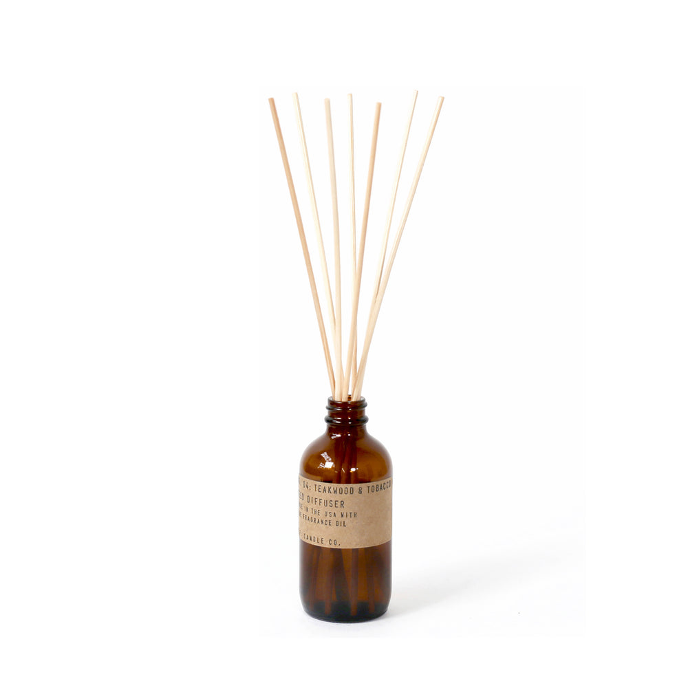 No. 04: Teakwood & Tobacco Diffuser