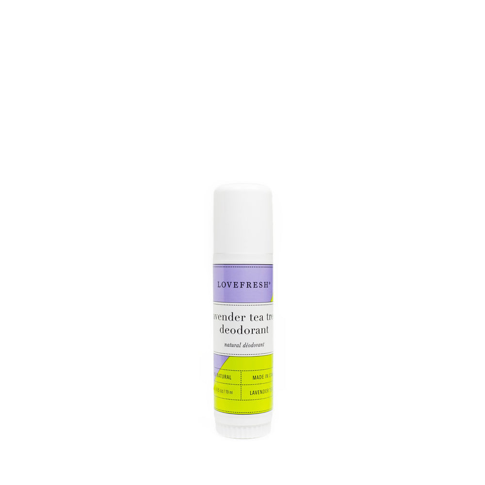 Lavender Tea Tree Deodorant