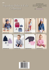 Cleckheaton Superfine Baby and Kids Collection