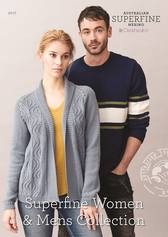 Cleckheaton Superfine Women & Mens Collection