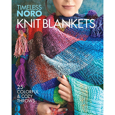 Timeless Noro: Knit Blankets