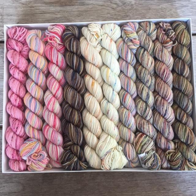 Koigu Pencil Boxes