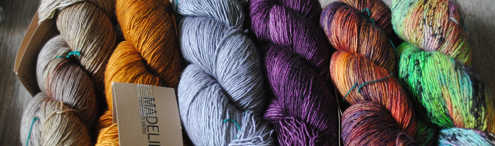 Yarn Glorious Yarn