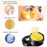 Crystal Eye Pads/Masks for Dark Circles Ageless Skin Care (60pcs) - Molo Mart