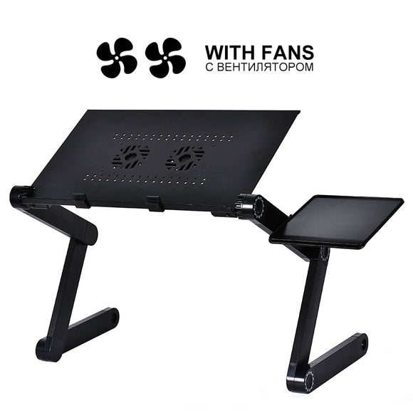 Portable Folding Laptop Desk/Table for Sofa or Bed - Molo Mart