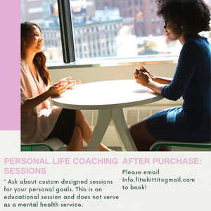 Personal Life Coaching Services