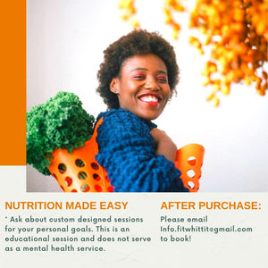 Nutrition Made Easy