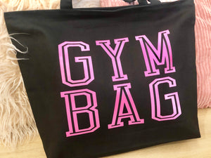 GYM BAG (Limited Time~ BIG SHMOOD Collection)