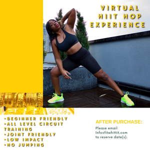HIIT Hop Experience Circuit -- Group Fitness Classes