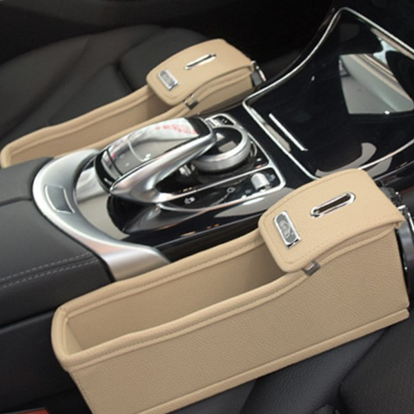 Car Seat Crevice Storage Box (2 pieces)
