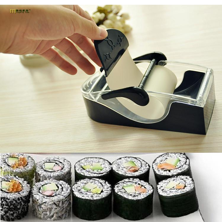 Creative Sushi Maker Machine DIY Vegetables Meat Roller
