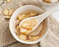 Sea Coconut American Ginseng Soup