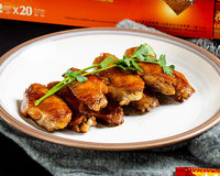 Honey Ginseng Chicken Wings Recipe