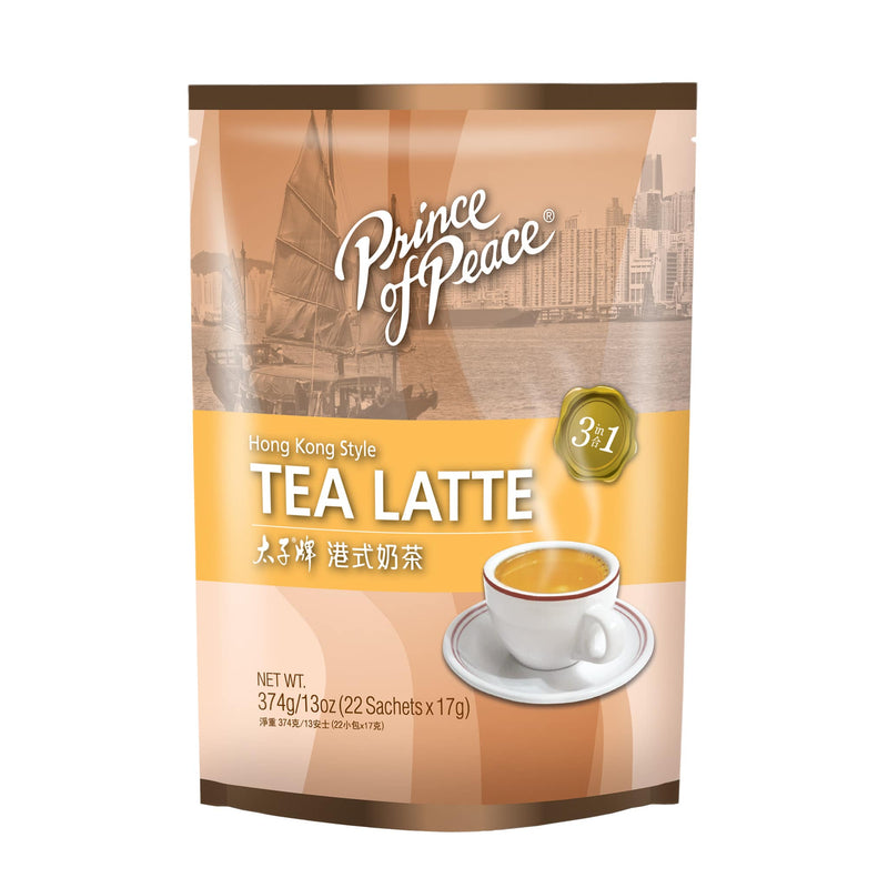 Prince of Peace 3-in-1 Hong Kong Style Tea Latte, 22 sachets