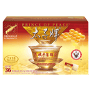 Prince of Peace American Ginseng Root Tea w/Honey, Twin Pack (2 boxes X 18 tea bags)