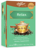 Prince of Peace Relax Tea, 18 tea bags