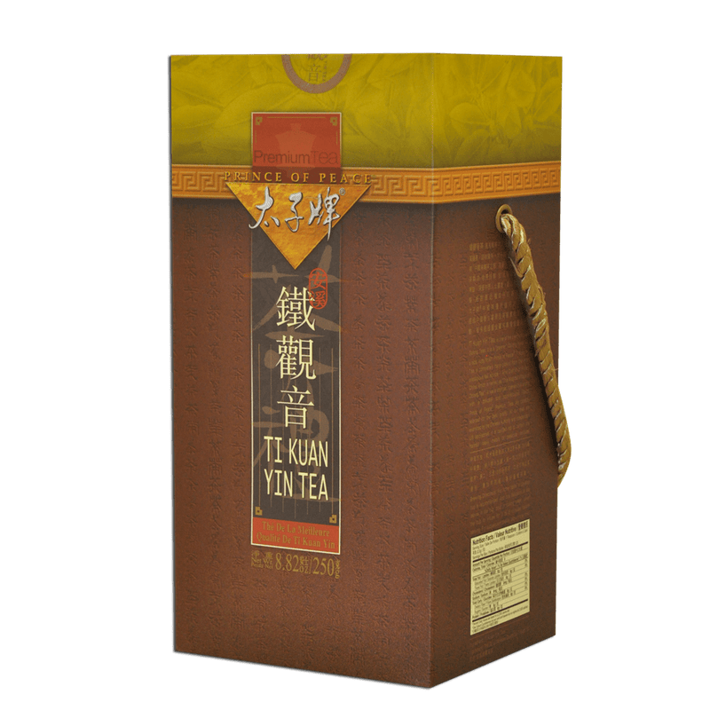 Prince of Peace Ti Kuan Yin Tea (Tieguanyin) - Loose Tea Leaves, 250g