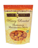 Island Princess Honey Roasted Macadamia Nuts, 10oz