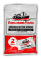 Fisherman's Friend Original Extra Strong Menthol Cough Suppressant Lozenges, 2 x 20 ct.