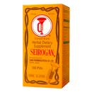 Trumpet Brand Seirogan Herbal Stomach Supplement, 100 pills