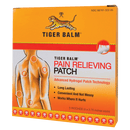 Tiger Balm Pain Relieving Patch, 5 Patches