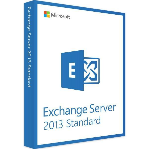 Exchange Server 2013 Standard – Lizenzschlüssel – Download