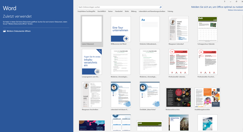 Office 2016 Home and Business Product Key günstig online kaufen