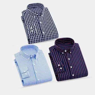 Combo Of 3 Best Formal Shirt!