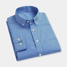 Load image into Gallery viewer, Best Men's Small Checkered Shirt Combo of 3