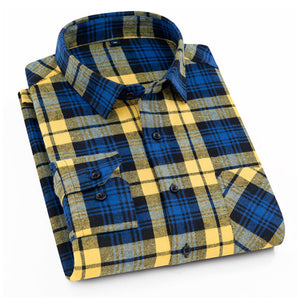 Checked Style Shirts For Men Combo Of 3