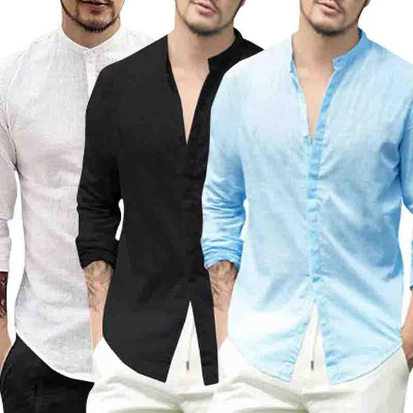 Combo of 03 V-neck Tops Shirts