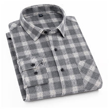 Load image into Gallery viewer, Checked Style Shirts For Men Combo Of 3