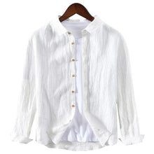 Load image into Gallery viewer, Combo of 03 Solid Color Pleated Long Sleeve Shirts